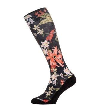 Protest Praline Snow Socks True Black