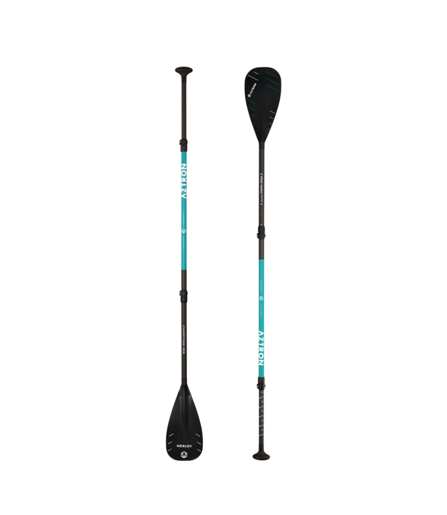 Aztron Aztron Speed Carbon Hybrid 3 Piece SUP Paddle