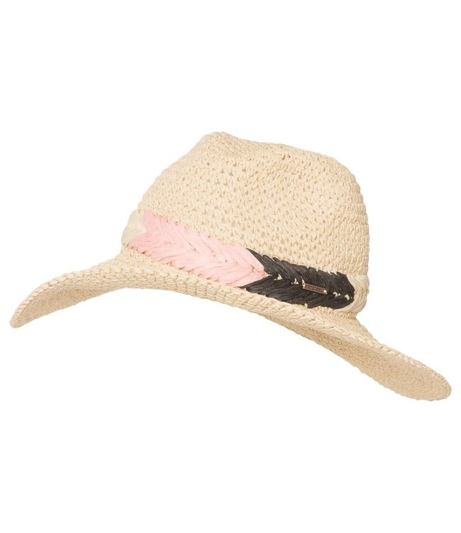 Protest Butterfly Hat Coconut