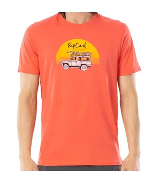 Ripcurl Endless Search T-Shirt Cayenne