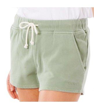 Ripcurl Organic Fleece Shorts Green