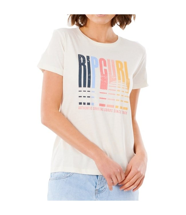 Ripcurl Golden State Tee Bone