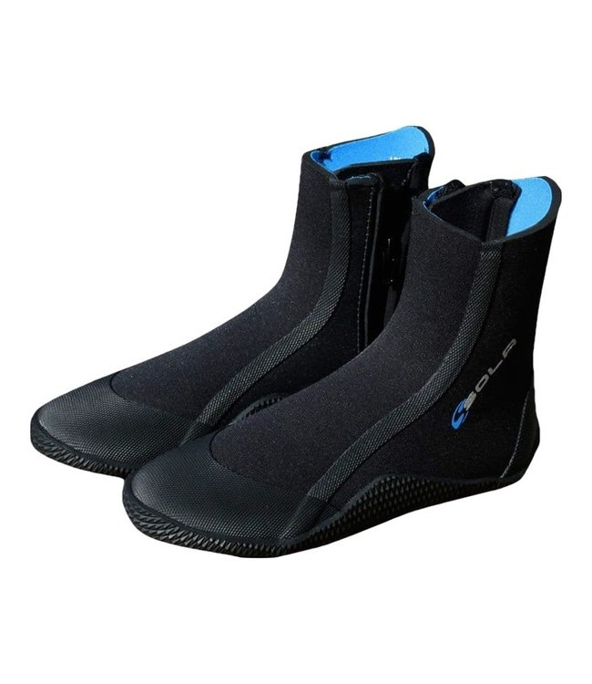 Sola Sola Zipped kids 5mm Wetsuit Boot