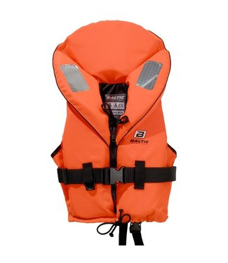 Baltic Skipper Life Jacket Orange 3-10kg Baby/Toddler