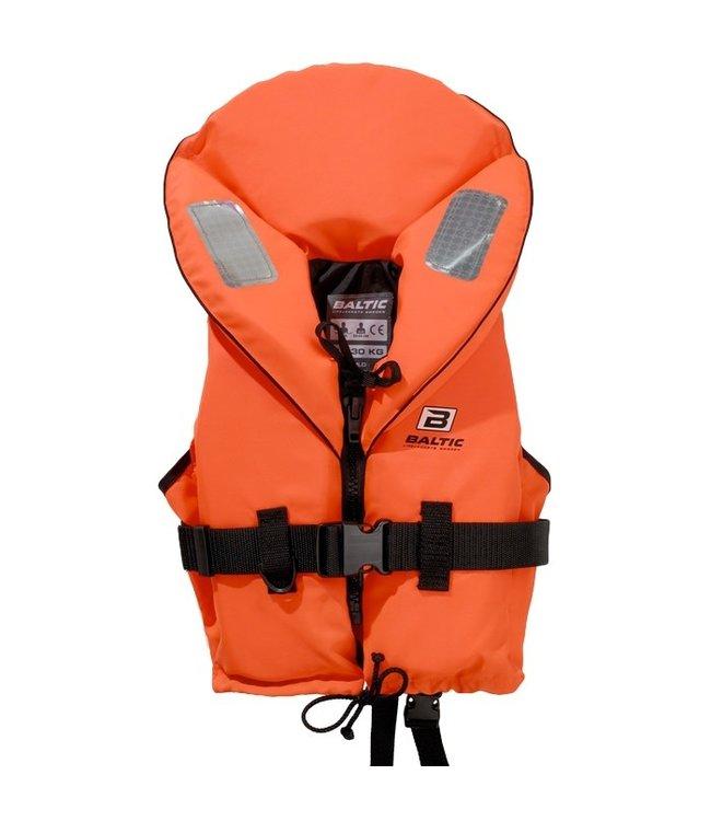 Baltic Skipper Life Jacket Orange 3-10kg Baby/Toddler