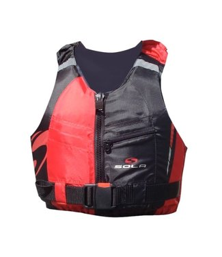 Sola Sola 50N Frenzy Buoyancy Aid Red