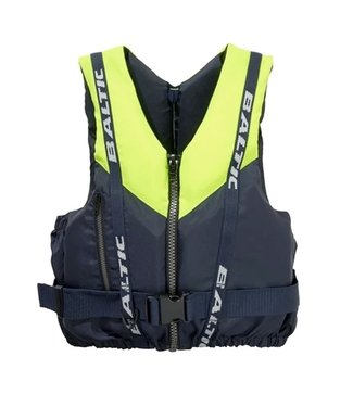 Baltic Genua Buoyancy Aid Yellow/Navy