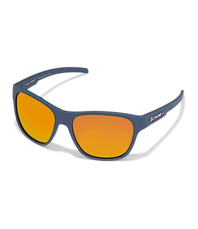Red Bull Sonic Sunglasses Blue Brown 003