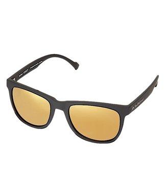 Red Bull Lake Sunglasses Black Brown 002