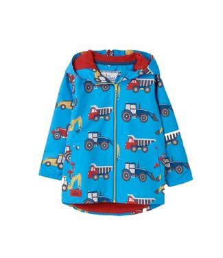 Lighthouse Kids Ethan Coat Tractor Digger