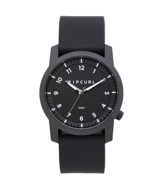 Ripcurl Rip Curl Cambridge Silicone Watch Black