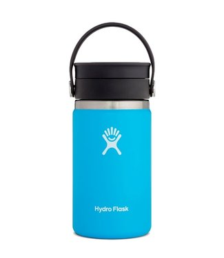 Hydro Flask 12 Oz Wide Mouth with Flex Sip Lid Coffee Cup Pacific
