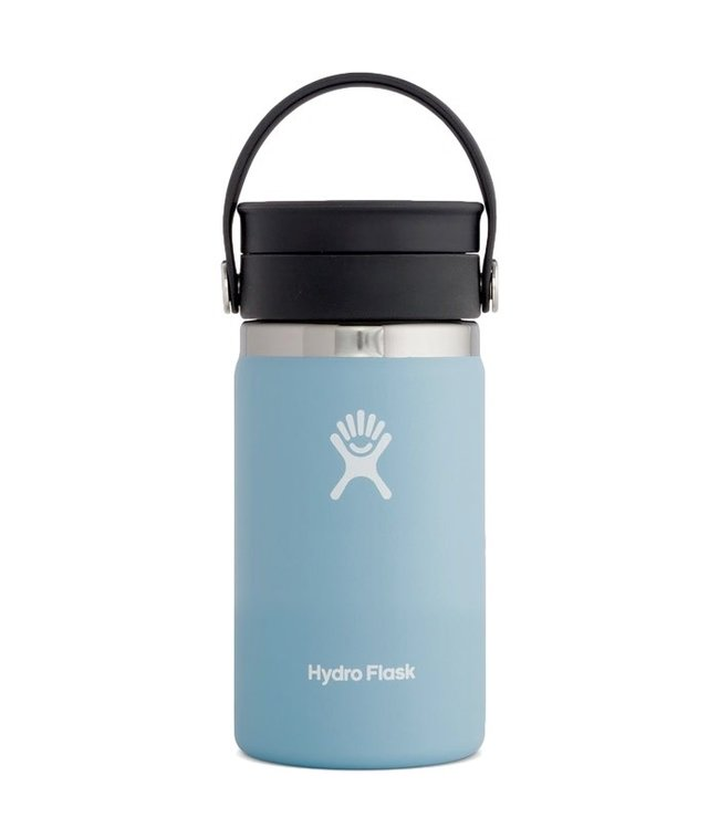 Hydro Flask 12 Oz Wide Mouth with Flex Sip Lid Coffee Cup Rain