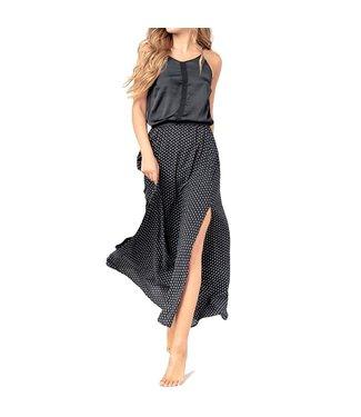Ripcurl Island Long Dress Black