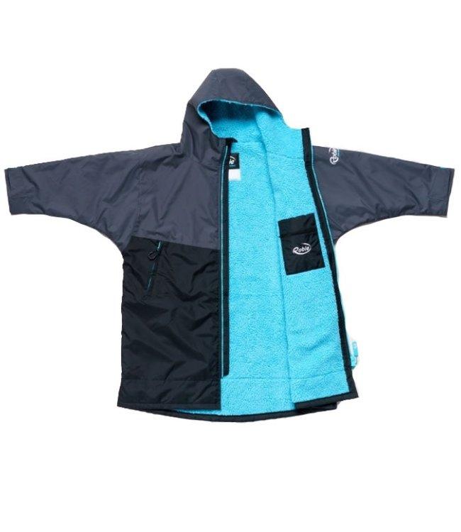 Robie Robes Robie Robe Dry Series Recycled Long Sleeve Black/Blue