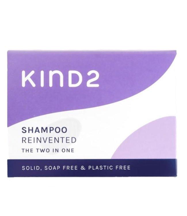 Kind2 Kind2 Shampoo Bar - The Two in One