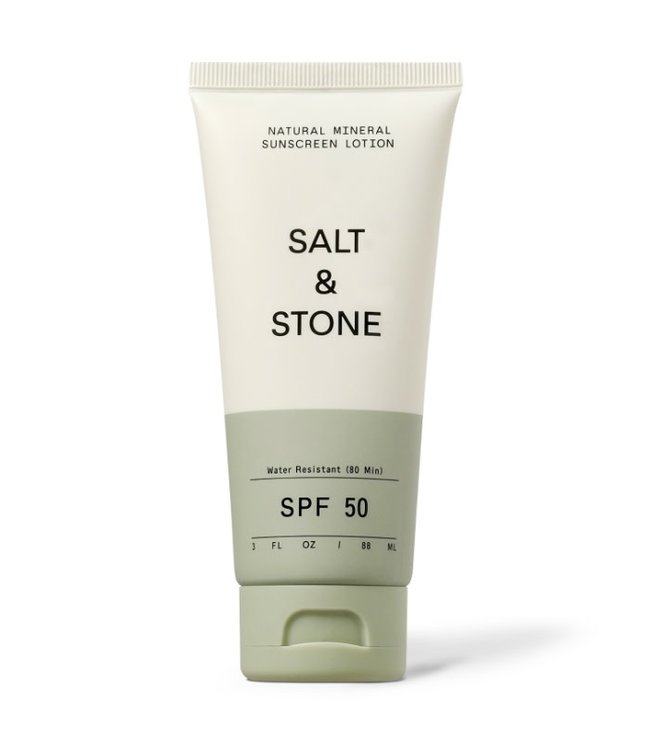 Salt And Stone Salt & Stone Natural Mineral Sunscreen Lotion SPF50