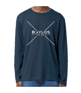 Boylo's Boylos X Co-ord LS T-Shirt Navy