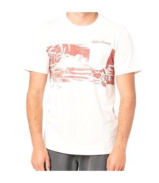 Ripcurl Busy Session T-Shirt Bone
