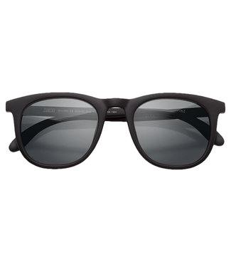 Sunski Seacliff Sunglasses Black Slate