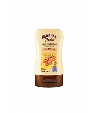 Hawaiian Tropic Sun Cream SPF 30 Mini Lotion Sun Cream 100ml