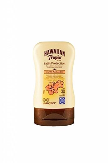 Hawaiian Tropic Sun Cream SPF 30 Mini Lotion Sun Cream 100ml