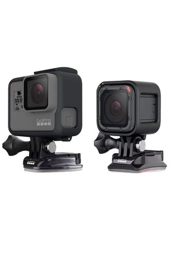 Go-Pro Flat And Curved Mounts