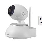Draadloze IP camera's