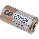 Visonic CR123A bateria de lítio