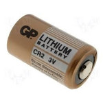 Visonic CR2 bateria de lítio