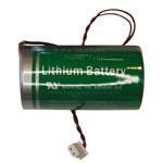 Visonic D cell Lithium battery 3.6v / 14Ah.