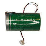 D cell Lithium battery 3.6v / 14Ah.