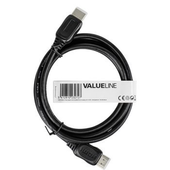 High Speed HDMI-Kabel für Videoauflösungen von 1080p ausgelegt und darüber zu können, einschließlich der erweiterten Display-Technologien wie 4K, 3D und Deep Color und einem zusätzlichen, speziellen Datenkanal. Dieser Kanal wird auch als ...