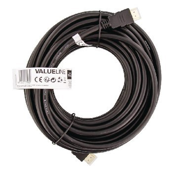 High Speed HDMI kabel met Ethernet om de meest actuele HDMI apparaten die 3D en internet ondersteunen aan te sluiten.