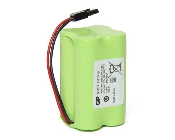 Visonic Battery Pack For PM10 and PM Express Bat NI-MH 4.8V / 1.3Ah Powerpack Suitable for PowerMaster 10 and PowerMax Express