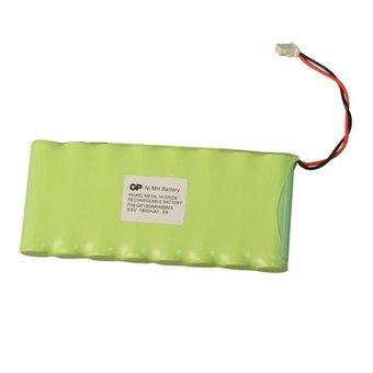 Battery pack NiMH 9.6V / 1800mAh