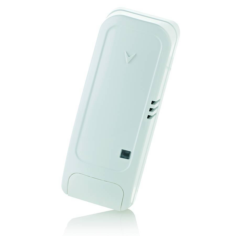 Visonic MC-302E PG2 Drahtloser Magnetkontakt + Eingang Geeignet für PowerMaster 10 und 30