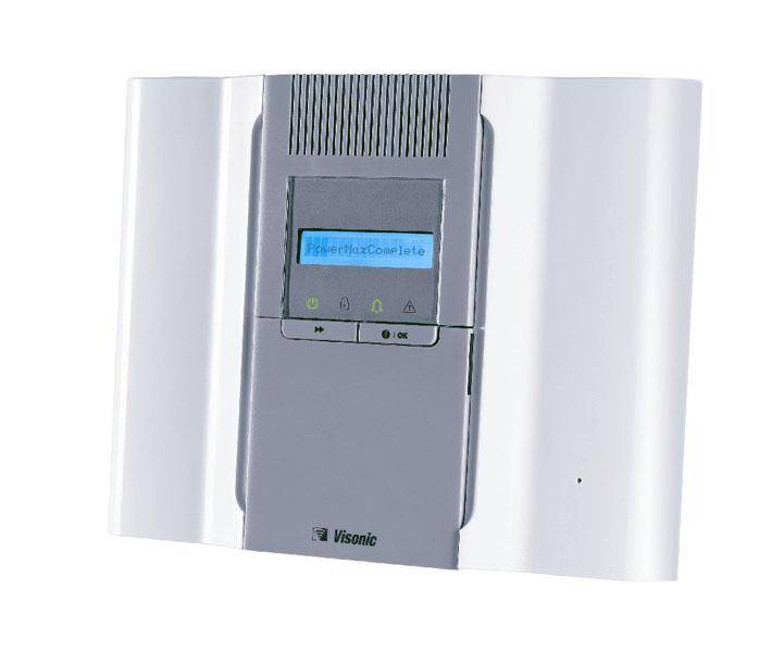 The Visonic PowerMax Complete is a separate alarm center and stands for compact professional wireless security and personal safety. The system has been specially designed for the security of homes and small offices. With this new central ...