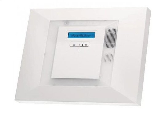 The Visonic PowerMax Pro single alarm panel is a compact professional wireless security and personal safety. The system has been specially designed for the security of homes and small offices. With this new power station, Visonic offers ...