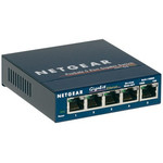 Netgear GS105GE 5-poorts gigabit switch
