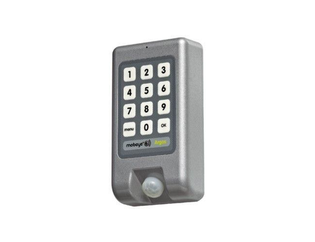 The Mobeye Argos guards your belongings wherever you are. A matter of filing and arming with your user code. Securing has never been easier. All-in-one GSM alarm system with built-in motion detector, temperature sensor and GS ...