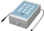O detector de temperatura GSM Mobeye permite ao usuário receber desvios de temperatura e ações imediatas em qualquer lugar, a qualquer hora. Isso torna a unidade utilizável como detector de temperatura e termostato.