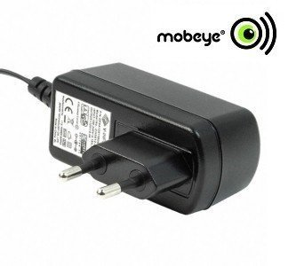 Convient pour tous les systèmes Mobeye avec une entrée de 12 volts, sauf pour le i110 et CMVXI-R.