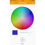 lâmpada RGB inteligente