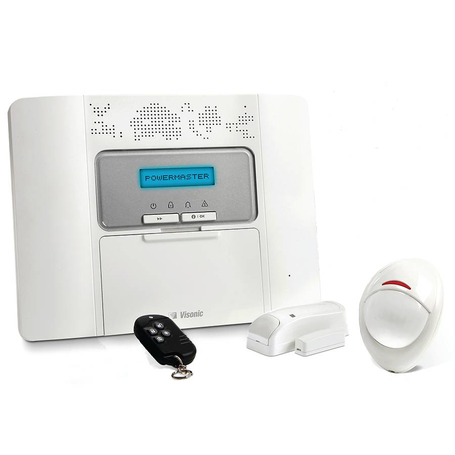 Visonic Power-Master-Alarm-System-Kits