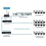 Planet FNSW-2400PS switch (24xPoE)