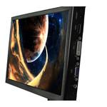 """TFT 10"""" Full HD monitor incl. montagebeugel voor aan wand"""