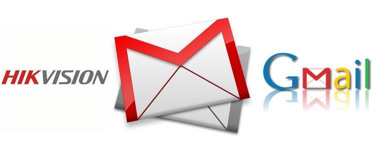 Hikvision Email instellingen DVR/NVR/IPC