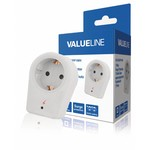 Valueline Surge Protected Socket 1-Way - Grounded