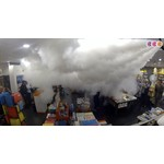 Grumpy GR-100 Fog machine - 1350m3 after 60 seconds